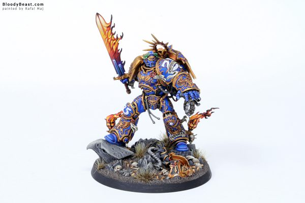Roboute Guilliman The Primarch of the Ultramarines, Lord of Ultramar 7