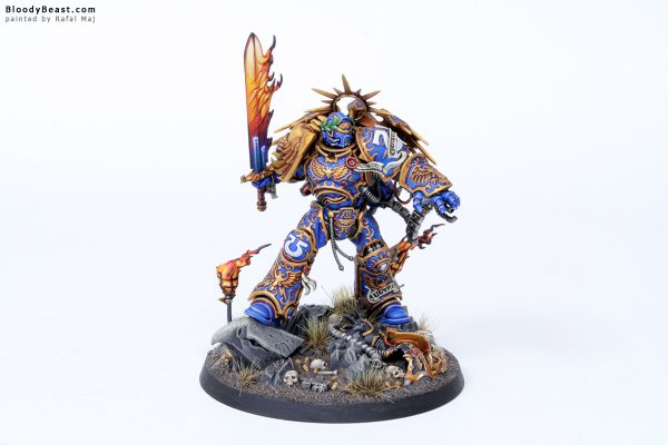 Roboute Guilliman The Primarch of the Ultramarines, Lord of Ultramar 8