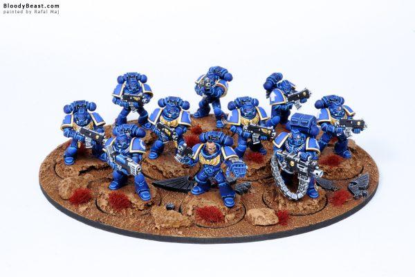 Ultramarines Tactical Squad 1