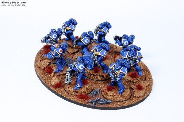 Ultramarines Tactical Squad 2