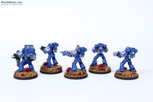 Ultramarines Tactical Squad 6