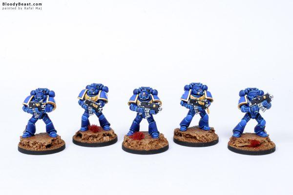 Ultramarines Tactical Squad 7