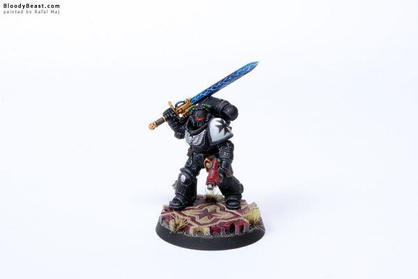Black Templar Primaris Castellan (Lieutenant) 1