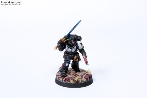Black Templar Primaris Castellan (Lieutenant) 2