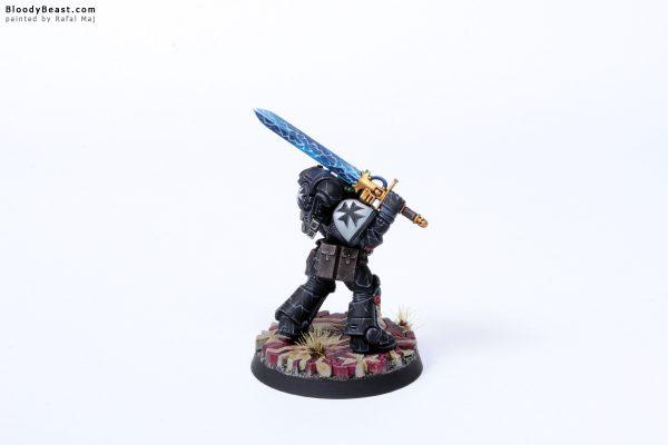Black Templar Primaris Castellan (Lieutenant) 3