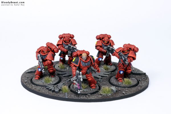 Blood Angels Primaris Intercessors 1
