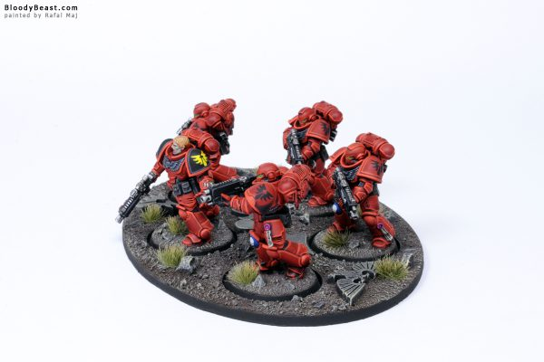 Blood Angels Primaris Intercessors 2