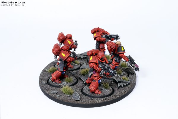 Blood Angels Primaris Intercessors 3