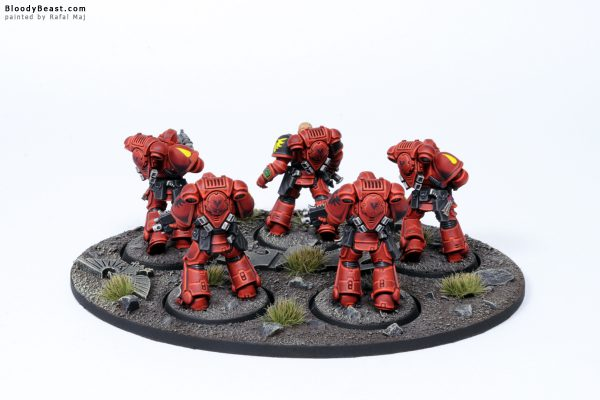 Blood Angels Primaris Intercessors 4