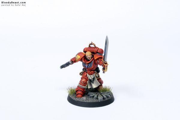 Blood Angels Primaris Lieutenant Tolmeron 2
