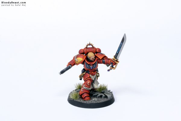 Blood Angels Primaris Lieutenant Tolmeron 3