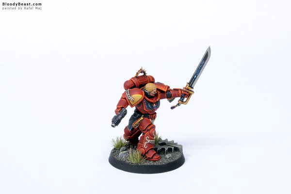 Blood Angels Primaris Lieutenant Tolmeron 4