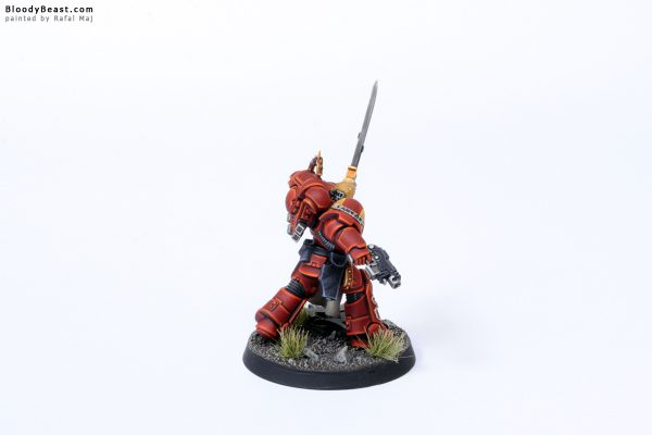 Blood Angels Primaris Lieutenant Tolmeron 5
