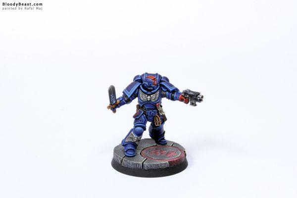 Crimson Fist Primaris Lieutenant 2