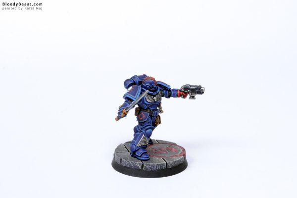 Crimson Fist Primaris Lieutenant 3