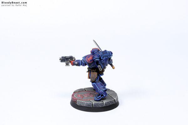 Crimson Fist Primaris Lieutenant 6