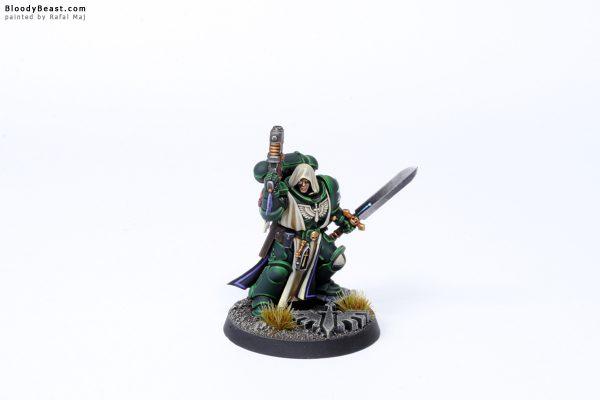 Dark Angels Primaris Lieutenant Zakariah 1