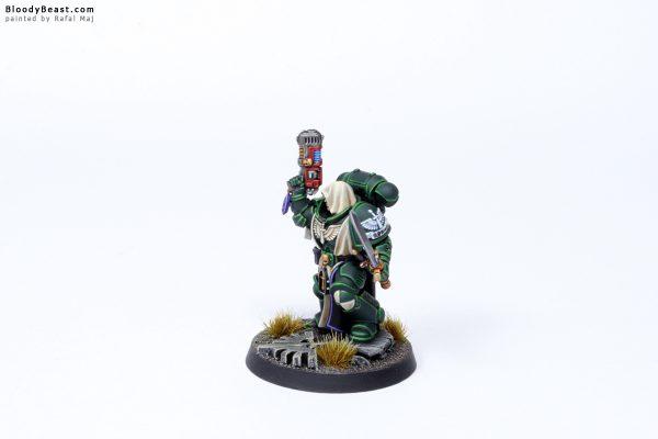 Dark Angels Primaris Lieutenant Zakariah 3