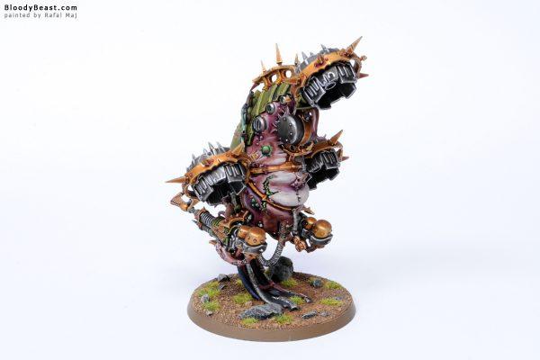 Dark Imperium Death Guard Foetid Bloat-Drone 5