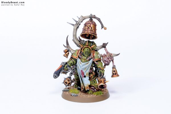 Dark Imperium Death Guard Noxious Blightbringer