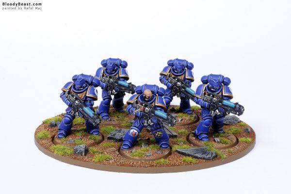 Dark Imperium Ultramarines Primaris Hellblasters