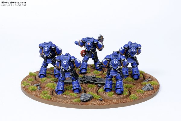 Dark Imperium Ultramarines Primaris Intercessors 4