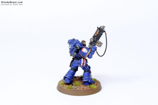 Dark Imperium Ultramarines Primaris Lieutenant 10