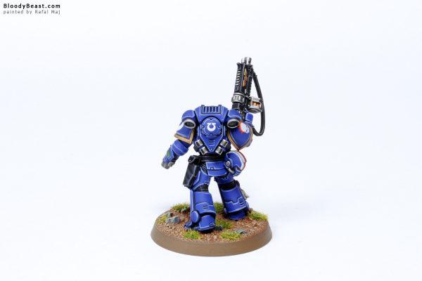 Dark Imperium Ultramarines Primaris Lieutenant 11