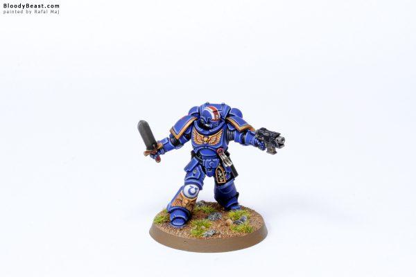 Dark Imperium Ultramarines Primaris Lieutenant