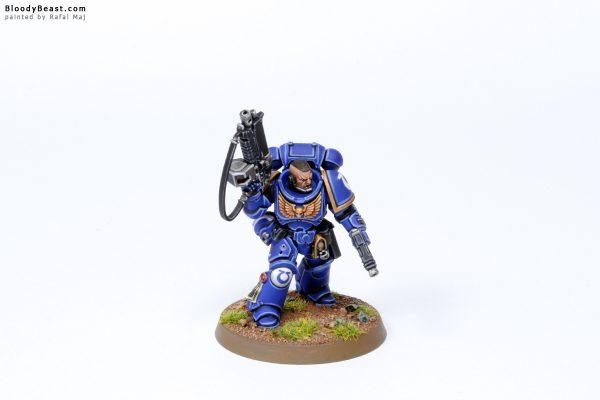 Dark Imperium Ultramarines Primaris Lieutenant 9