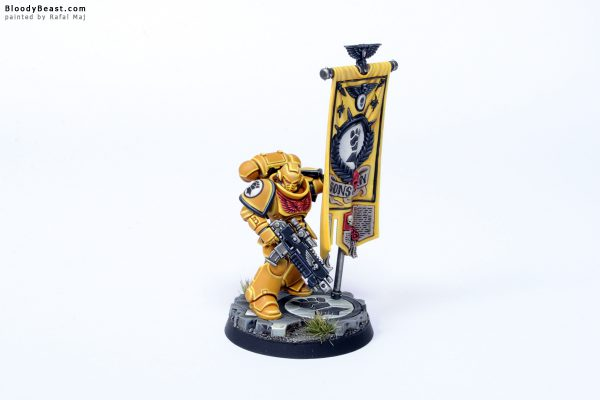 Imperial Fists Primaris Ancient 1
