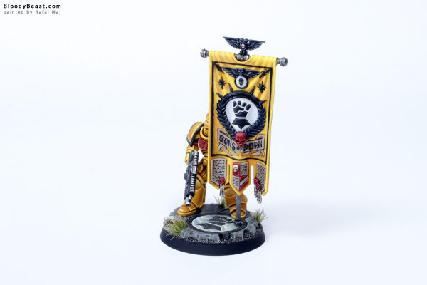 Imperial Fists Primaris Ancient 3