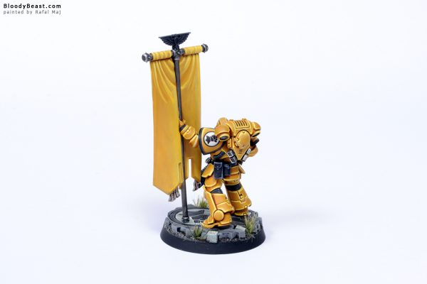 Imperial Fists Primaris Ancient 4