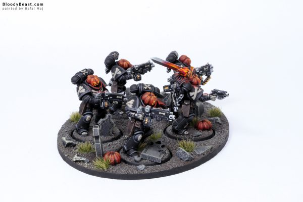 Legion of a Damned Pumpkin Primaris Intercessors 3