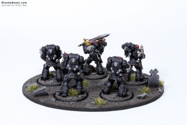 Legion of a Damned Pumpkin Primaris Intercessors 4