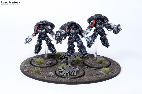 Raven Guard Primaris Inceptors 1