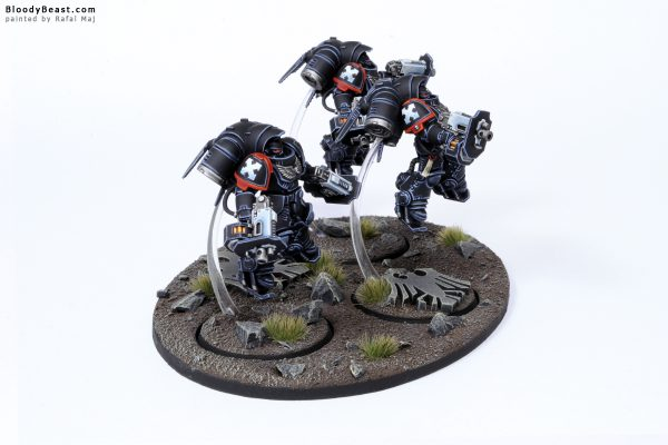 Raven Guard Primaris Inceptors 3