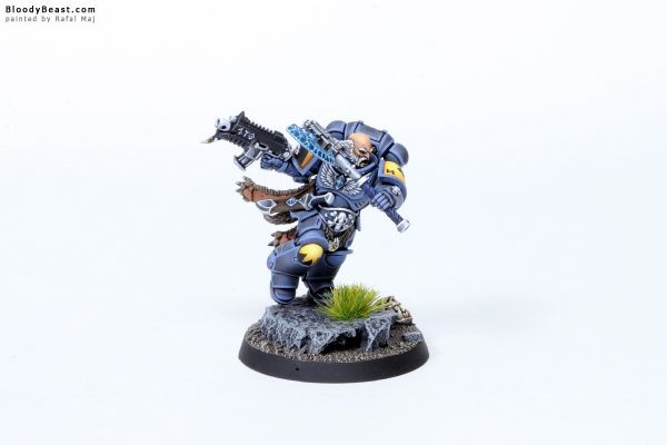 Tooth and Claw Space Wolves Primaris Battle Leader Haldor Icepelt 3