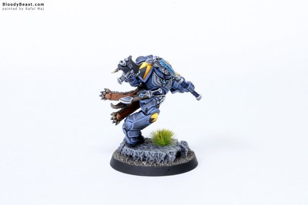 Tooth and Claw Space Wolves Primaris Battle Leader Haldor Icepelt 4