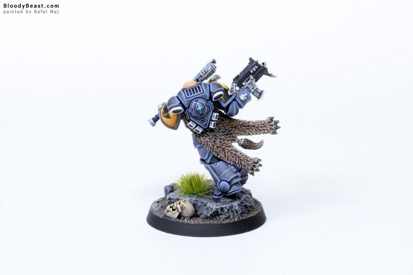 Tooth and Claw Space Wolves Primaris Battle Leader Haldor Icepelt 7