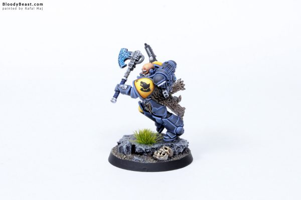 Tooth and Claw Space Wolves Primaris Battle Leader Haldor Icepelt 8