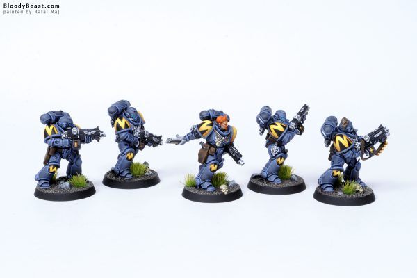 Tooth and Claw Space Wolves Primaris Intercessors 3