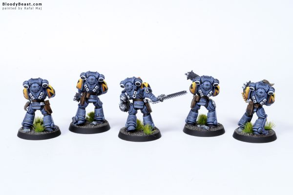 Tooth and Claw Space Wolves Primaris Intercessors 4