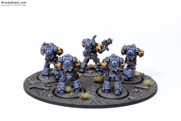 Space Wolves Primaris Intercessors 4