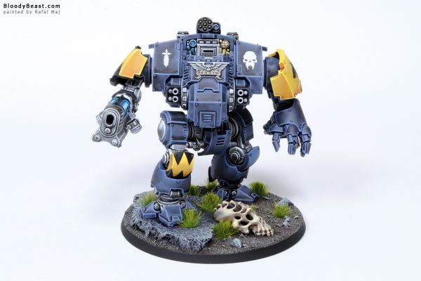 Tooth and Claw Space Wolves Primaris Redemptor Dreadnought 1