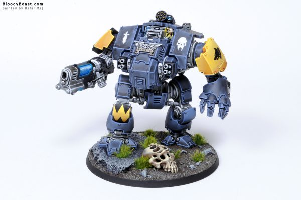 Tooth and Claw Space Wolves Primaris Redemptor Dreadnought 2