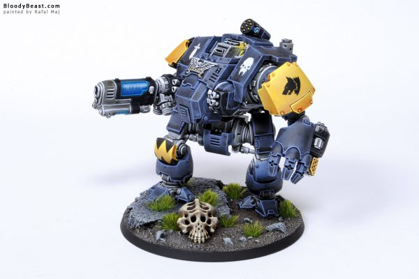 Tooth and Claw Space Wolves Primaris Redemptor Dreadnought 3