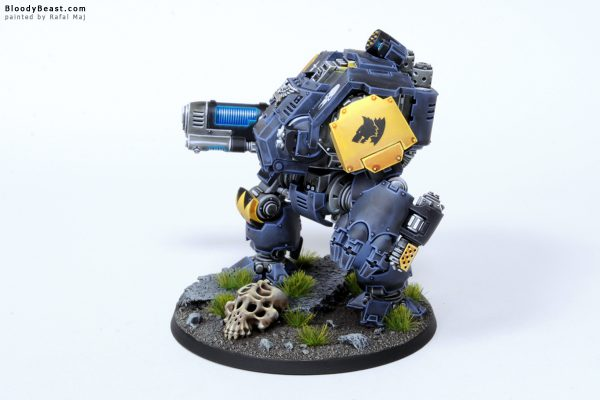 Tooth and Claw Space Wolves Primaris Redemptor Dreadnought 4