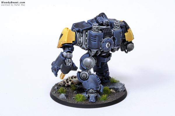 Tooth and Claw Space Wolves Primaris Redemptor Dreadnought 5