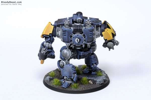 Tooth and Claw Space Wolves Primaris Redemptor Dreadnought 6